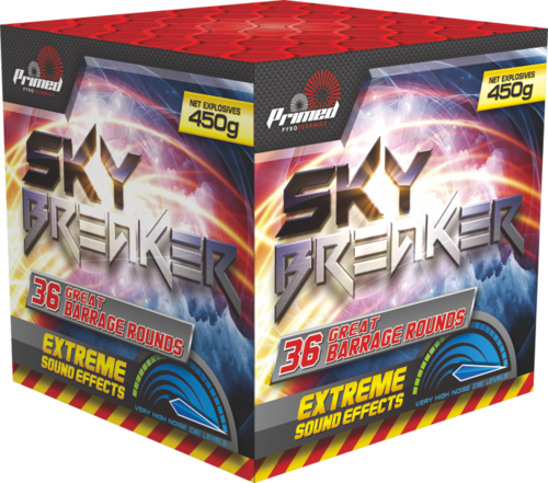 Sky Breaker Firework From Primed