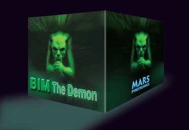 Bim The Demon Firework From Mars Pyrotechnic