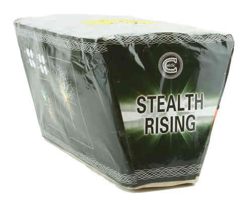 Stealth Rising - Celtic Fireworks