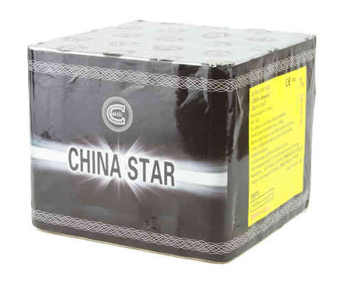 China Star - Celtic Fireworks