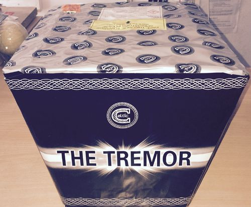 The Tremor - Celtic Fireworks