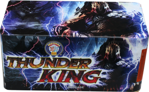 Thunder King From Brothers Pyrotechnics