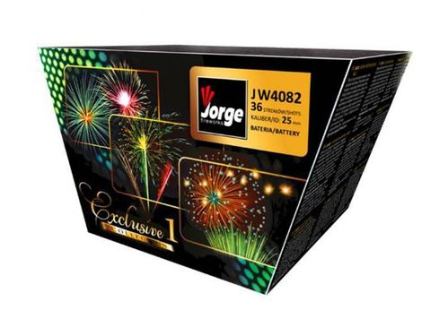 Exclusive Collection 1 From Jorge Fireworks