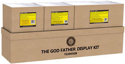 The Godfather Display Pack From Brothers