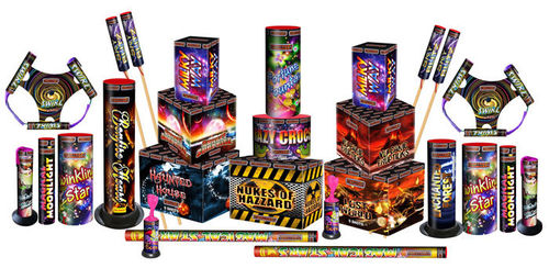 Masquerade Box From Jonathan's Fireworks