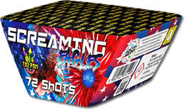 Screaming Eagles From Absolute Fireworks