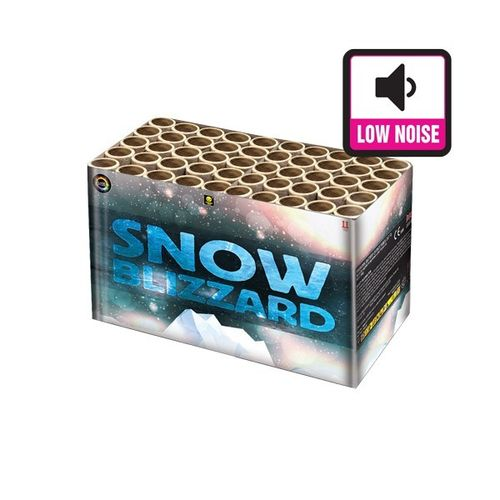 Snow Blizzard From Planet Fireworks