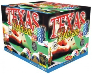 Texas Holdem from Klasek Fireworks