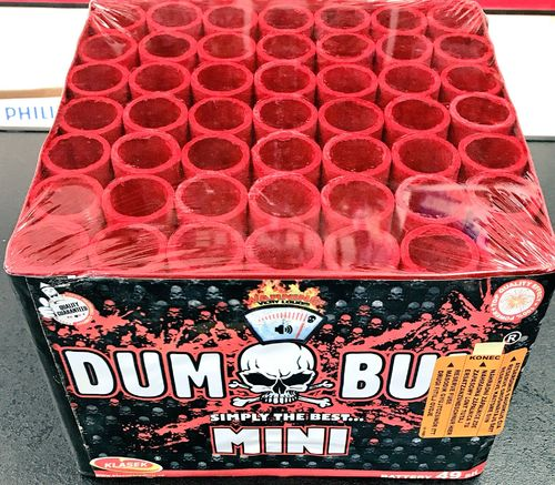 Dum Bum Mini From Klasek Fireworks