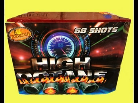 High Octane From Emperor Fireworks