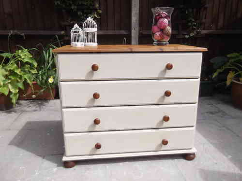 Chest of Drawers / Dresser , Farmhouse style # # # SOLD # # #