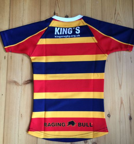 Kings Rugby Home Shirt JUNIOR SIZES