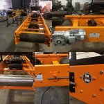 Heavy Duty Conveyor Built to stand the test of time / from 600mm -1500mm standard parts in stock