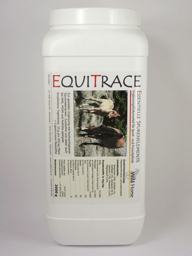 EquiTrace Spurenelemente