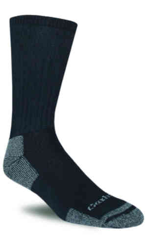 Carhartt ® All Season Cotton Crew Work Sock (3er Pack) A62-3