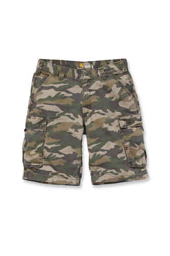 Carhartt ® Rugged Cargo Camo Short 100279