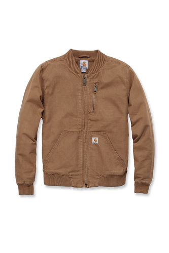 Carhartt® Women Crawford Bomber Jacket 102524