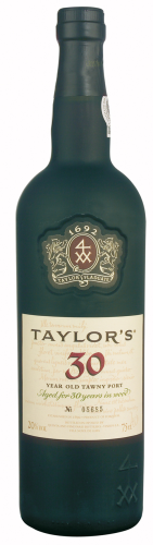 Taylor's Port, 30 Year Old Tawny, 0,75 Ltr.-Flasche