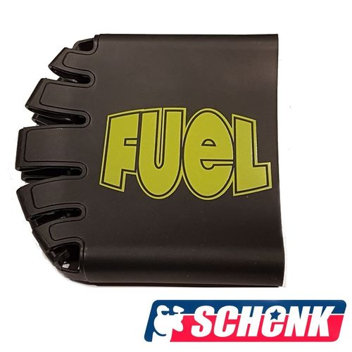 Knuckle Butt Tank Cover - Fuel