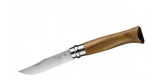 OPINEL Messer Walnuss