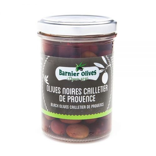 Cailletier Oliven - Barnier Olives 228ml