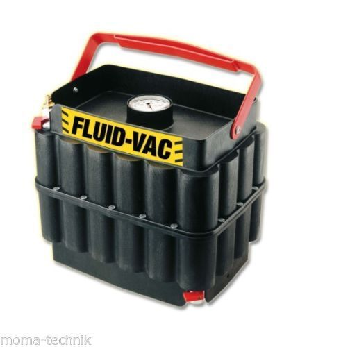 Fluid Vac Liquid extractor 10 l