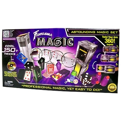 Astounding Magic Set - Plus DVD (Englisch)