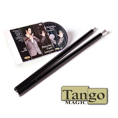Dancing Cane Aluminum (with DVD) by Tango