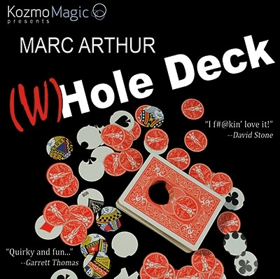 The (W)Hole Deck