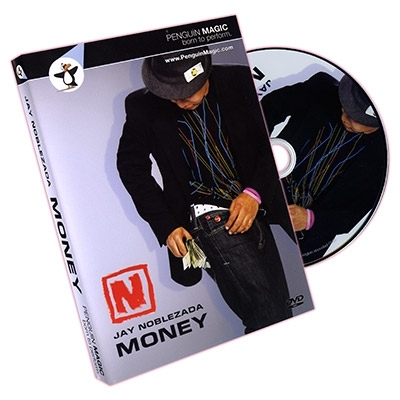 Jay Noblezada - Money - DVD (Englisch)