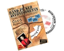 Hand-picked Astonishments - Card Forces - DVD (Englisch)