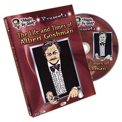 The Life and Times of Albert Goshman - DVD (Englisch)