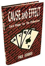 Cause and Effect - Card Magic for The Millenium by Paul Gordon - Buch (Englisch)