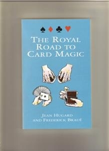 Royal Road To Card Magic - Buch Englisch