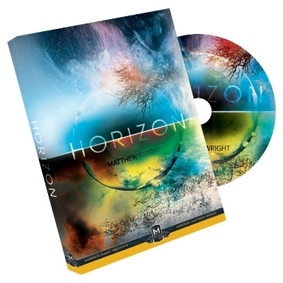Horizon by Matthew Wright + DVD (Englisch)