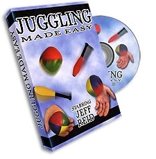 Juggling Made Easy Hampton Ridge - DVD (Englisch)