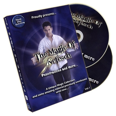 The Magic Of Nefesch Vol. 1 (2 DVD Set) by Nefesch and Titanas - DVD (Englisch)