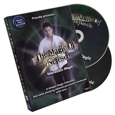 The Magic Of Nefesch Vol. 2 (2 DVD Set) by Nefesch and Titanas - DVD (Englisch)
