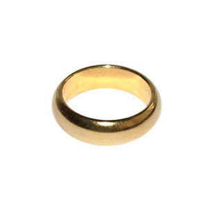 Magnetic ring - Gold
