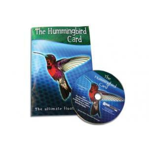 Hummingbird Card with DVD (Englisch)