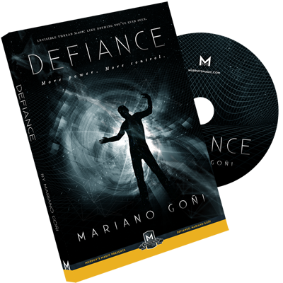 Defiance - Mariano Goni - Gimmick + DVD (Englisch)