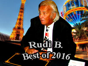 Seminarheft Magie Exklusive - Rudi B. Best of 2016