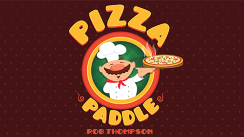 Pizza Paddle by Rob Thompson + Online Erklärung (Englisch)