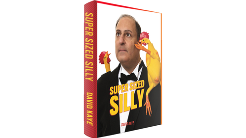 Super Sized Silly by David Kaye - Buch (Englisch)