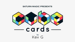 Saturn Magic Presents Cube Cards by Kev G + Online Erklärung (Englisch)