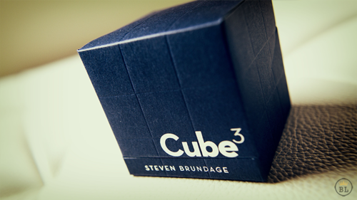 Cube 3 By Steven Brundage + Onlinevideo (Englisch)