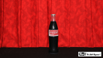 Vanishing Coke Bottle by Premium Magic  - Latex