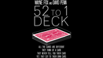 The 52 to 1 Deck + Onlineanleitung (Englisch)