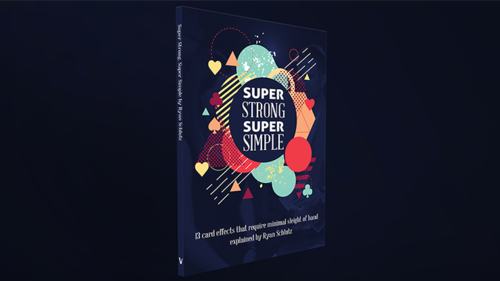 Super Strong Super Simple by Ryan Schlutz - DVD (Englisch)