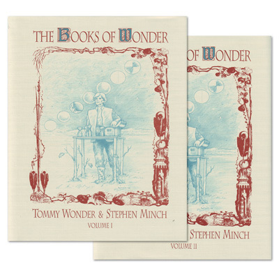 Books of Wonder 2-VOL COMBO set by Tommy Wonder - Buch (Englisch)